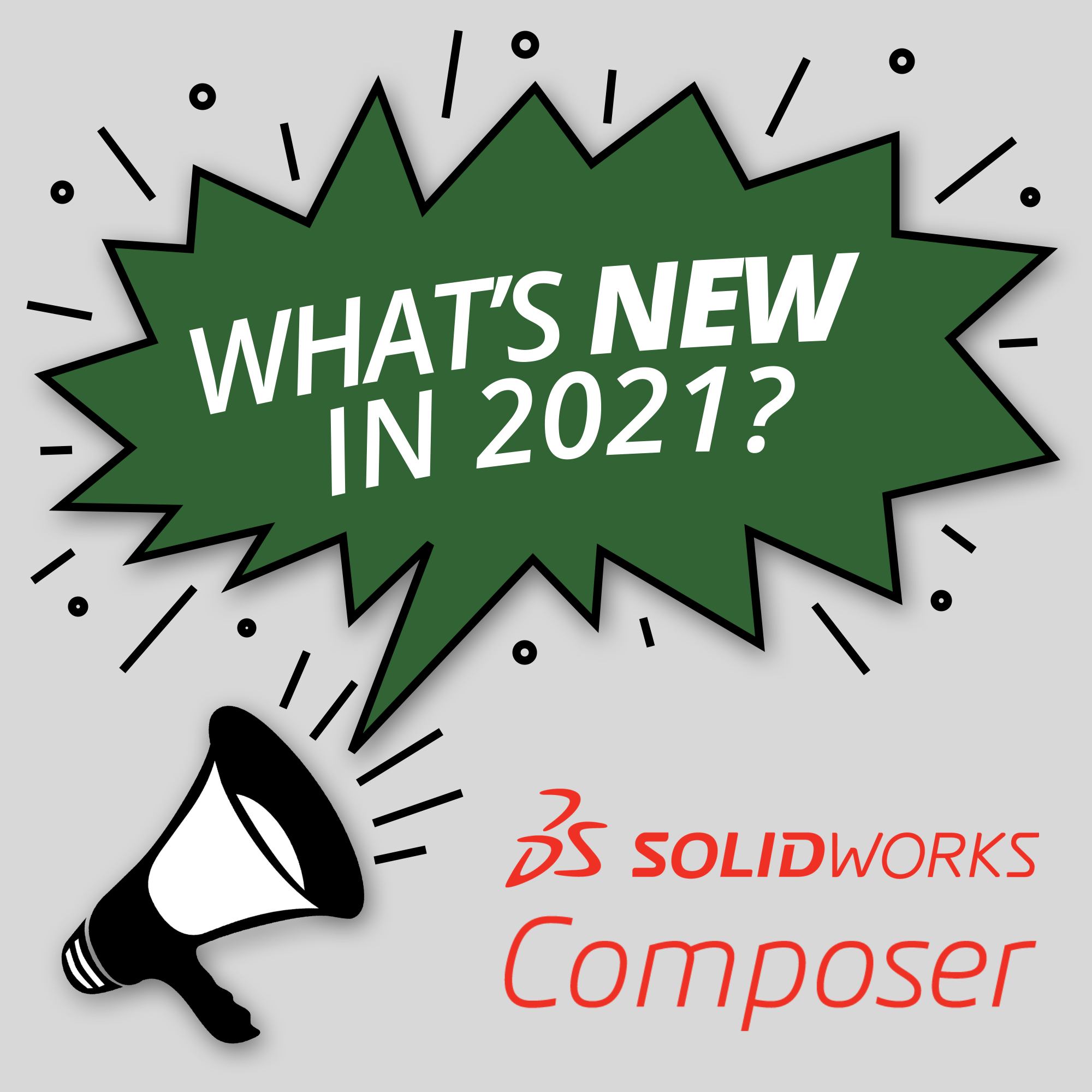 Whats new – Composer Version 2021